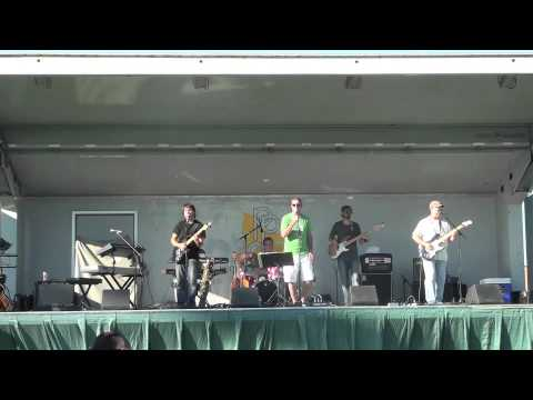 Lowe Profile - Run Like Hell / Another Brick In The Wall (Pink Floyd Cover) at Taste of Peoria 2014