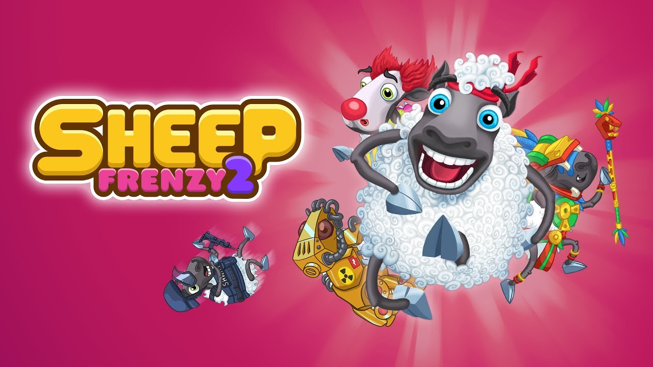 Old School Platformer 'Sheep Frenzy 2: Arcade Rescuer' Set to Flock to the App Store on August 10th