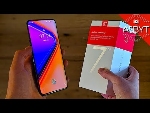 OnePlus 7 Pro UNBOXING & First REVIEW!