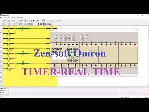 Hướng dẫn sử dụng timer và thời gian thực trong Zen soft - Thời lượng: 12 phút.