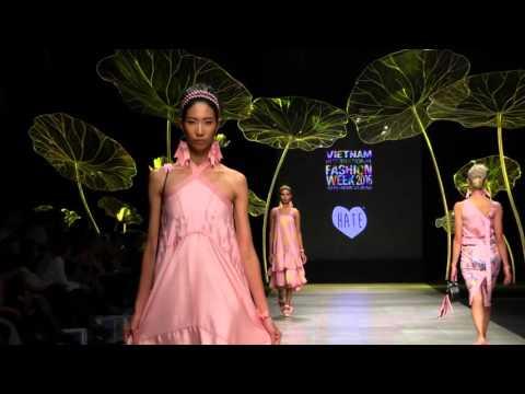 I HATE FASHION BY VICTORIA HUYEN NGUYEN Showcase Vietnam International Fashion Week 2016