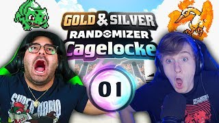 Video THAT DID NOT JUST HAPPEN!?   Pokemon Gold and Silver Randomized Cagelocke Ep 01 MP3, 3GP, MP4, WEBM, AVI, FLV September 2019