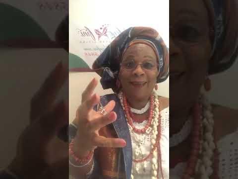 Ask Yeyefini Show: Topic Olokun the energy of wealth, mystery and abundance