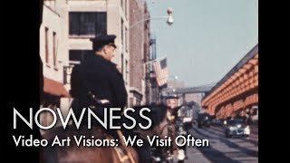 Filmmaker Billy Boyd Cape takes us on a sweeping tour of the United States in this contemplative video mashup, We Visit Often, piecing together footage of his travels with Super-8 footage his late grandfather captured from his earlier US visits. ___Subscribe to NOWNESS here: http://bit.ly/youtube-nownessLike NOWNESS on Facebook: http://bit.ly/facebook-nowness   Follow NOWNESS on Twitter: http://bit.ly/twitter-nownessDaily exclusives for the culturally curious:  http://bit.ly/nowness-com  Behind the scenes on Instagram: http://bit.ly/instagram-nowness Curated stories on Tumblr: http://bit.ly/tumblr-nownessInspiration on Pinterest: http://bit.ly/pinterest-nowness Staff Picks on Vimeo: http://bit.ly/vimeo-nownessSubscribe on Dailymotion: http://www.dailymotion.com/nownessFollow NOWNESS on Google+: http://bit.ly/google-nowness