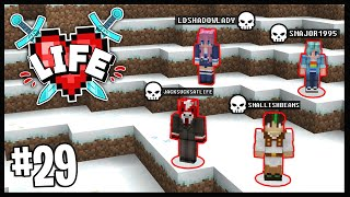 I CAUSED MANY DEATHS.. | Minecraft X Life SMP | #29