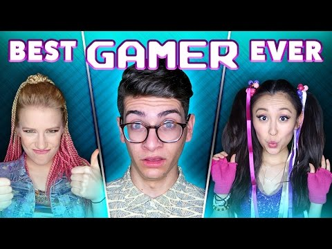 HOW TO BE THE BEST GAMER IN THE WORLD (видео)
