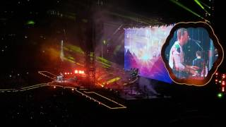 ColdPlay - Hymn For The Weekend Warszawa 18.06.2017 Video