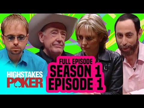 High Stakes Poker | Season 1 Episode 1 (Full Episode) - Featuring Daniel Negreanu