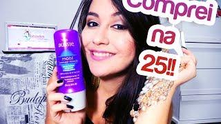 ~LEIA~ Post com as lojas citadas: http://www.meninadamoda.com/2014/01/video-compras-na-25-de-marco-dicas-de.html Resenha Aussie: http://www.meninadamoda.com/...
