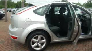 2008 Ford Focus Zetec 1.6TDCi 110 Hatchback For Sale In Hampshire