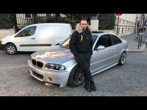 BMW 330 CI pas de plaques !