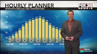 Weather for January 30, 2017