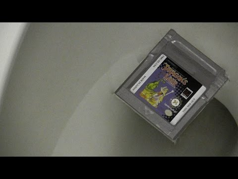 dragon's lair game boy color rom
