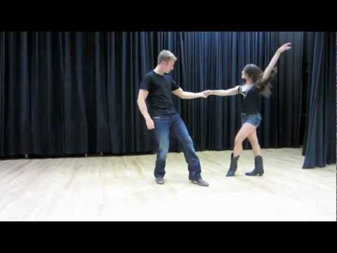 Country Swing Dancing – Tricks Flips Aerials & Dips
