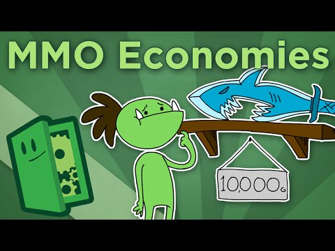 Mmo - Subscribe for new episodes every Wednesday! http://bit.ly/SubToEC Every quest reward or sellable item in an MMO generates more gold that goes into the econom...