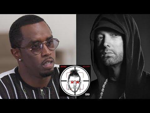 "Diddy Responds To Eminem's 'Killshot' Diss Track.... ""I'm Going To Get Eminem Handled"""