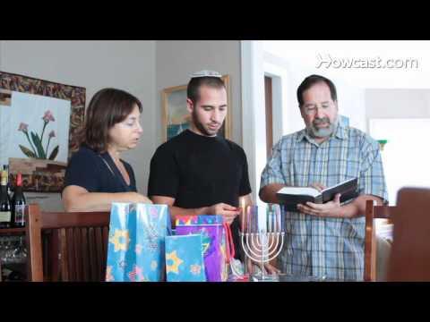 hanukkah - Watch more Happy Hanukkah videos: http://www.howcast.com/videos/265120-How-to-Buy-Hanukkah-Gifts-for-Kids Hanukkah commemorates the battle to rededicate the ...