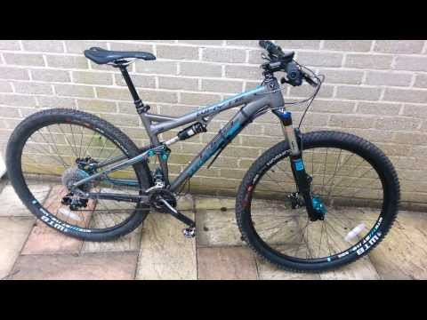 ★ WHYTE T129S MOUNTAIN BIKE REVIEW ★