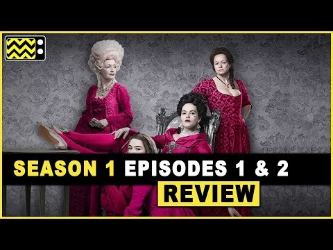 Harlots Season 2 Episodes 1 & 2 Review & After Show | AfterBuzz TV