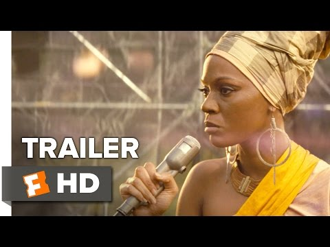Nina Official Trailer #1 (2016) -  Zoe Saldana, David Oyelowo Movie HD