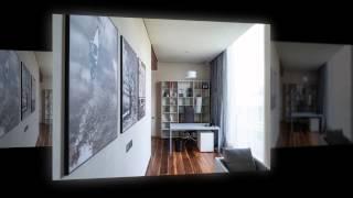 Архитектура дома Zhukovka XXI от студии UNK PROJECT Architects