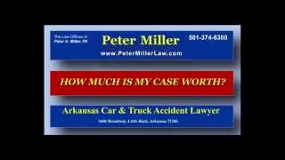 Determining the Value ofa Personal Injury Case