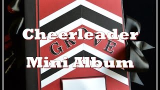 In this video I share a special order for a cheerleading mini album. It is different than what I usually make, but I had so much fun with it! Thank you for watching and don't forget to check back for more!Also, check out my newest video for my one-year celebration giveaway!!https://www.youtube.com/watch?feature=player_detailpage&v=Lrr7cm7b76I