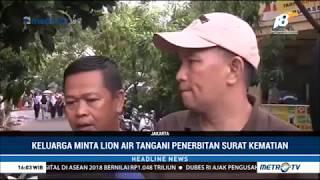 Video Keluarga Korban Lion Air Harap Proses Identifikasi tak Dihentikan MP3, 3GP, MP4, WEBM, AVI, FLV November 2018