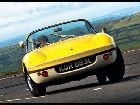 evo Diaries- Lotus Elan Sprint