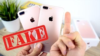 Video iPhone 7 vs FAKE - Reconnaitre un faux iPhone MP3, 3GP, MP4, WEBM, AVI, FLV Oktober 2017