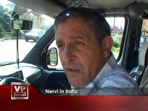 Nervi în trafic