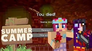 SUMMER CAMP! | With Kim & Amy! | Ep.13! KIM KILLS ME! | Amy Lee33