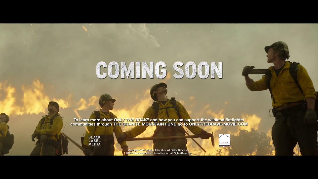 Josh Brolin, Miles Teller, & Jeff Bridges fight Forest Fires as Hot Shots in 'Only the Brave' (TV Spot)
