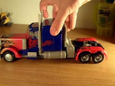 transformers revenge of the fallen optimus prime