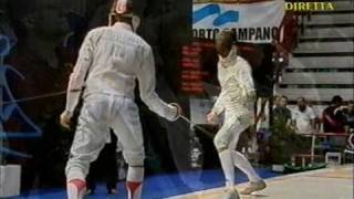Video Campionati Italiani Assoluti 2007 Scherma Spada 1ª parte MP3, 3GP, MP4, WEBM, AVI, FLV Juli 2018