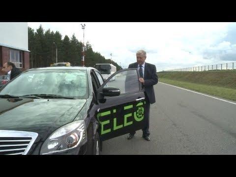 Белорусы представили прототип своего первого электрокара - заряжается от обычной розетки