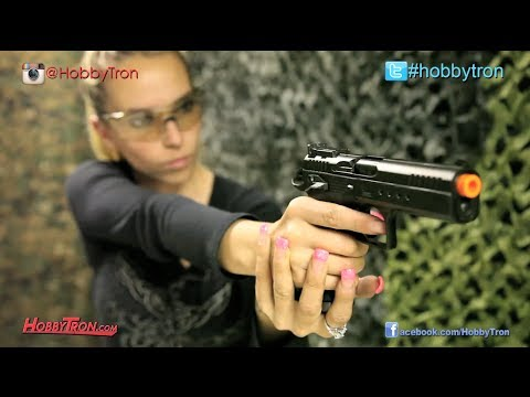 Tanfoglio CO2 Airsoft Pistol Review