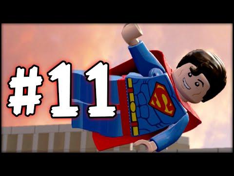 LEGO Dimensions - PART 11 - DC COMICS! (Gameplay Walkthrough HD)