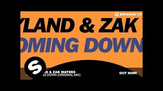Thumbnail for Candyland & Zak Waters — Not Coming Down