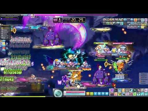 THMS (Bera) Normal Lucid With Team (Xenon POV)