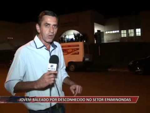 JATAÍ | Jovem é baleado por desconhecido
