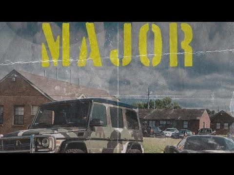 """Young Dolph (feat. Key Glock) - """"Major"""" [Prod. By Band Play]"""