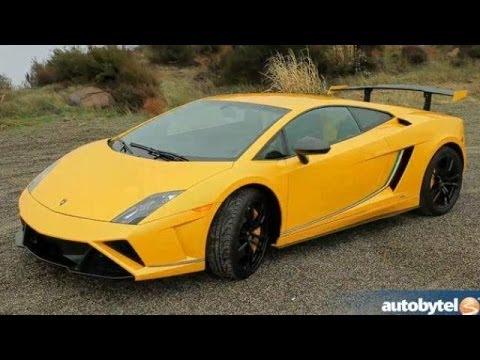 Lamborghini Gallardo Squadra Corse Test Drive Video Review