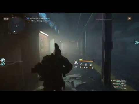 The Division gameplay pl - misje legendarne