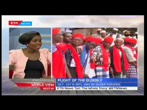 World View: Plight of the Elderly 29th September 2016