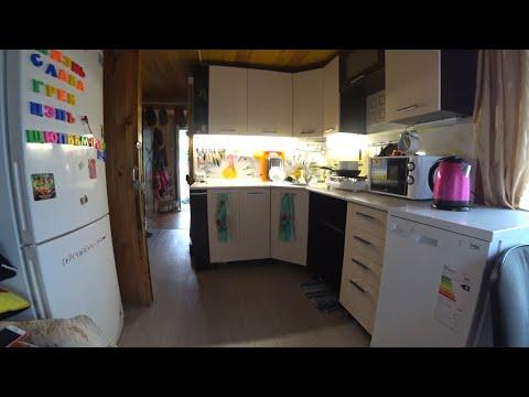 ВЛОГ Устанавливаем посудомойку на даче / Грустный неуют 😊 14 июля 2018 г. - DomaVideo.Ru