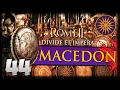 Charge To The Capital! Total War: Rome Ii - Divide Et Impera - Macedon Campaign #44