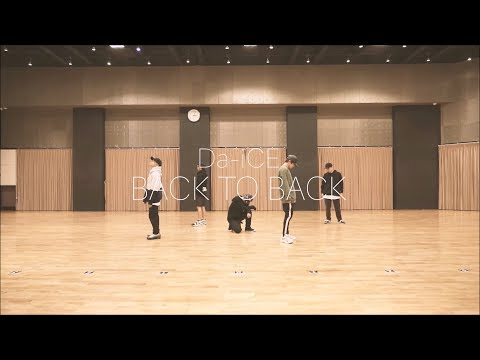 , title : 'Da-iCE - 「BACK TO BACK」Official Dance Practice'
