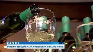 São Roque tem programação especial para comemorar o Dia do Vinho