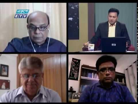 Ekusher Raat || বিষয়: করোনায় আশার আলো, ওষুধ ও টিকা || 13 July 2020 || ETV Talk Show
